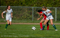 1738 Girls Soccer v Chief-Sealth 090915