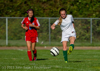 1745 Girls Soccer v Chief-Sealth 090915