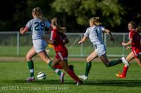 1750 Girls Soccer v Chief-Sealth 090915