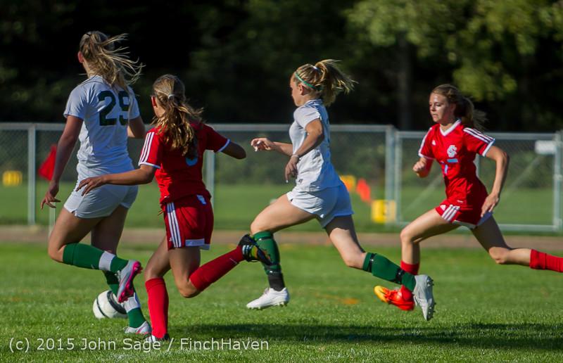 1752 Girls Soccer v Chief-Sealth 090915