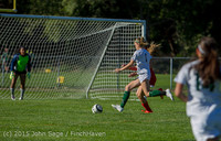 1760 Girls Soccer v Chief-Sealth 090915