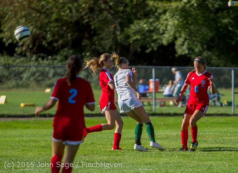 1776 Girls Soccer v Chief-Sealth 090915