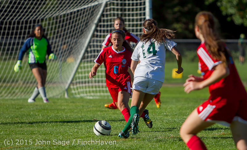 2021 Girls Soccer v Chief-Sealth 090915
