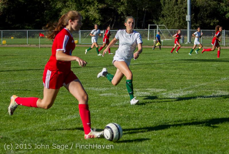 2025 Girls Soccer v Chief-Sealth 090915