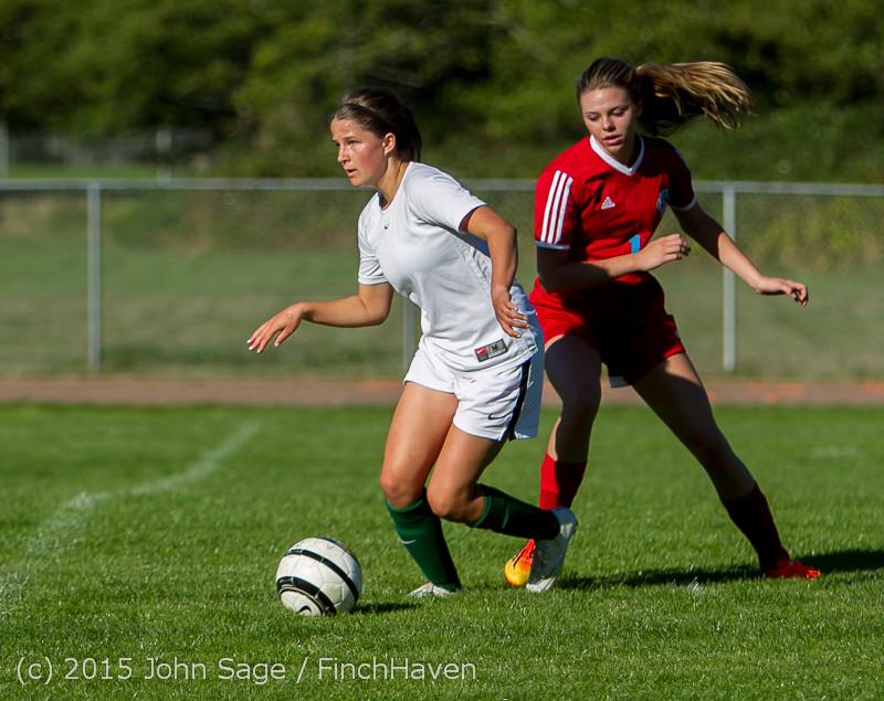 2055 Girls Soccer v Chief-Sealth 090915