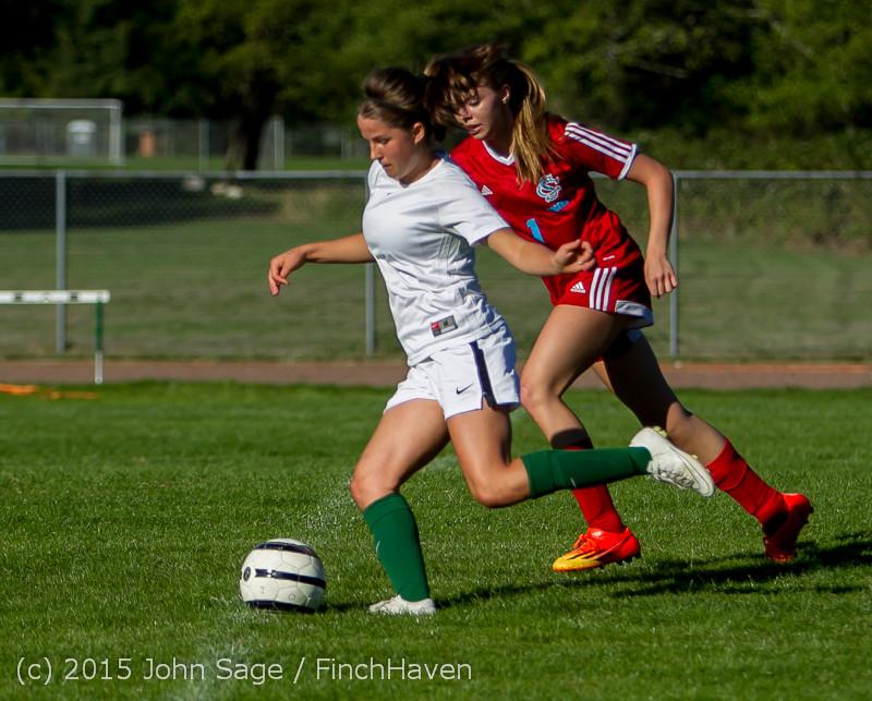 2057 Girls Soccer v Chief-Sealth 090915
