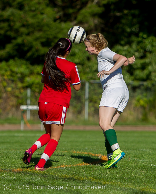 2090 Girls Soccer v Chief-Sealth 090915