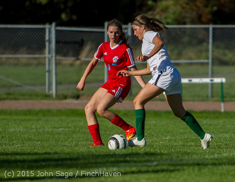 2105 Girls Soccer v Chief-Sealth 090915
