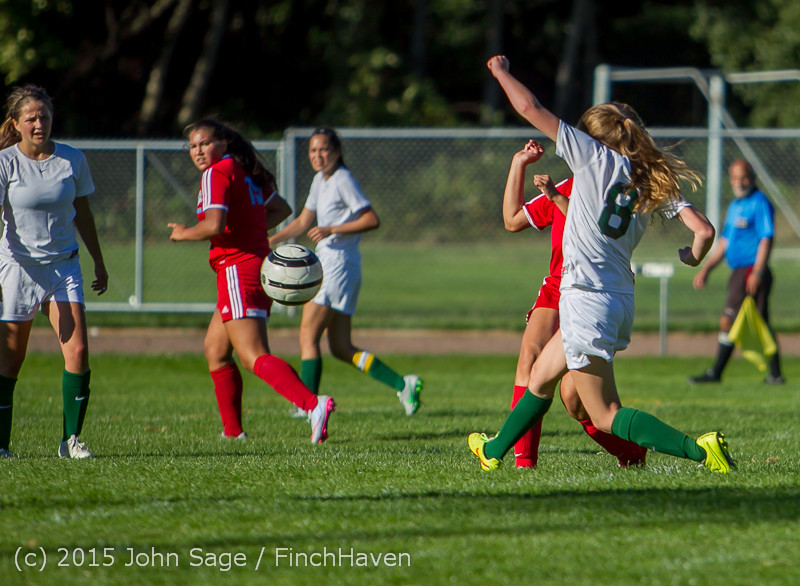2113 Girls Soccer v Chief-Sealth 090915