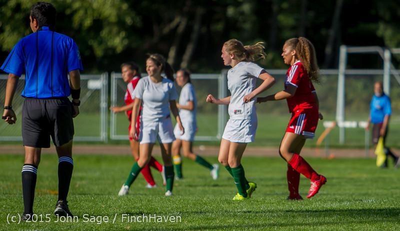 2118 Girls Soccer v Chief-Sealth 090915