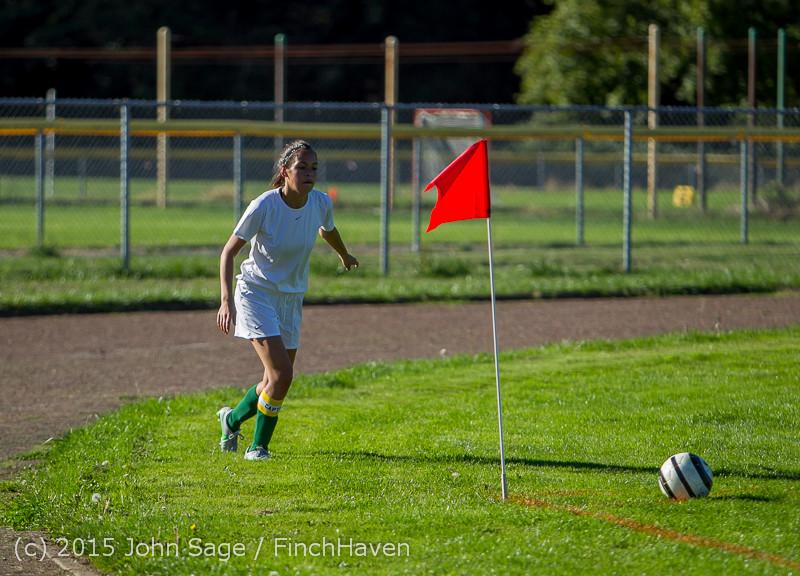 2121 Girls Soccer v Chief-Sealth 090915
