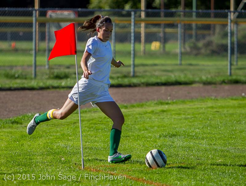 2129 Girls Soccer v Chief-Sealth 090915