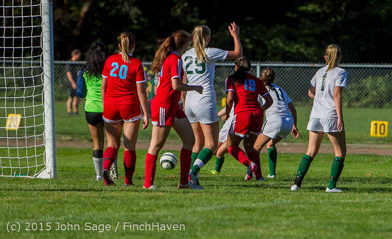 2144 Girls Soccer v Chief-Sealth 090915