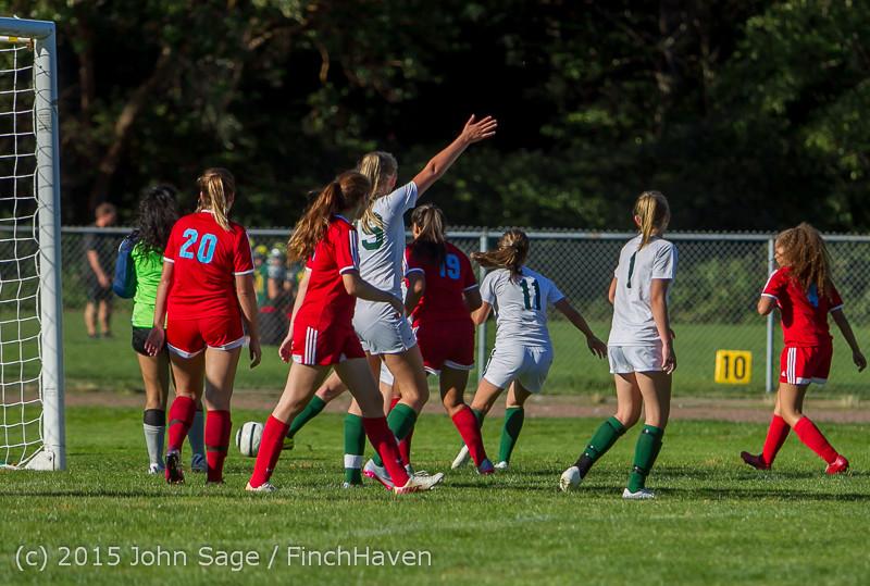 2145 Girls Soccer v Chief-Sealth 090915