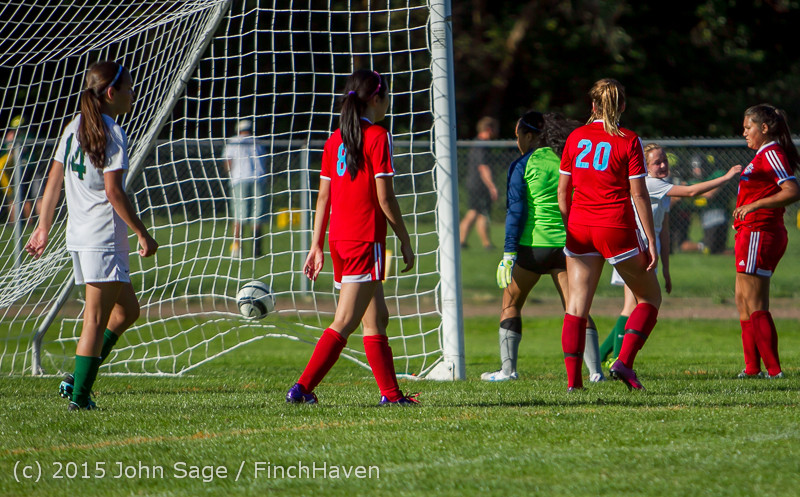 2151 Girls Soccer v Chief-Sealth 090915