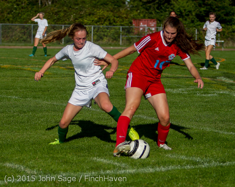 2172 Girls Soccer v Chief-Sealth 090915