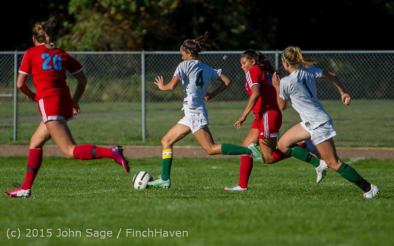 2198 Girls Soccer v Chief-Sealth 090915