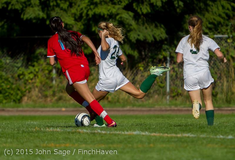 2287 Girls Soccer v Chief-Sealth 090915