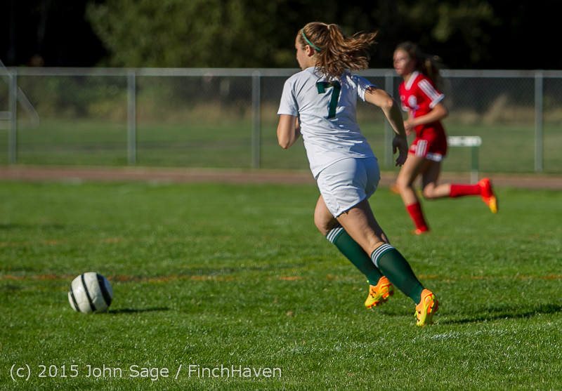 2324 Girls Soccer v Chief-Sealth 090915