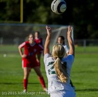 2359 Girls Soccer v Chief-Sealth 090915