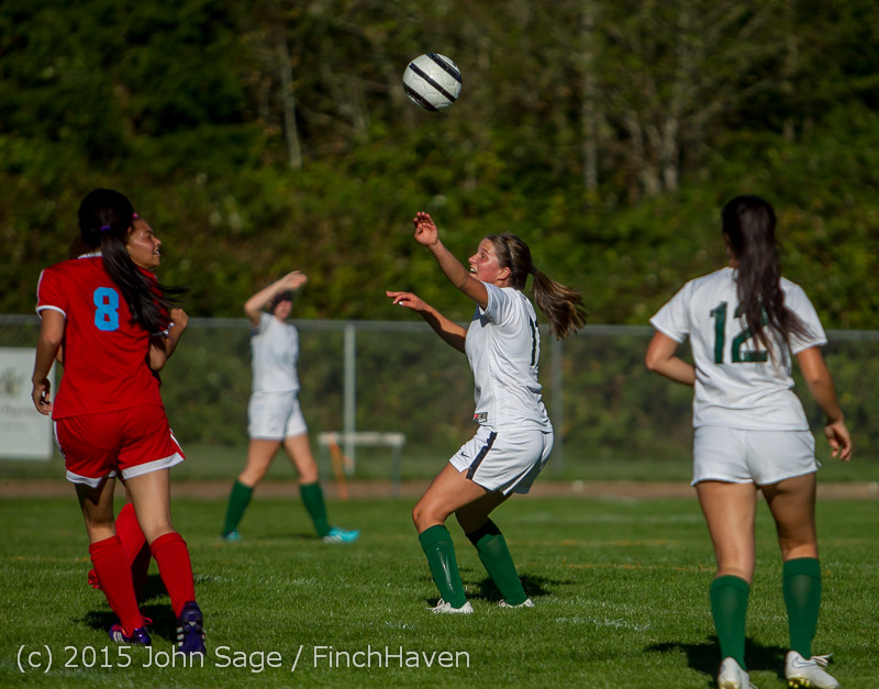 2382 Girls Soccer v Chief-Sealth 090915