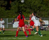 2396 Girls Soccer v Chief-Sealth 090915