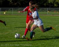 2407 Girls Soccer v Chief-Sealth 090915