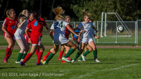 2505 Girls Soccer v Chief-Sealth 090915