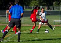 2511 Girls Soccer v Chief-Sealth 090915