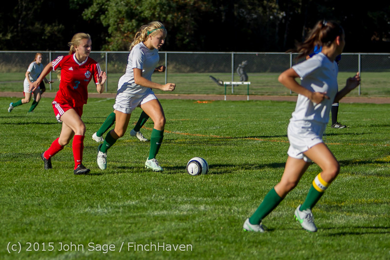 2540 Girls Soccer v Chief-Sealth 090915