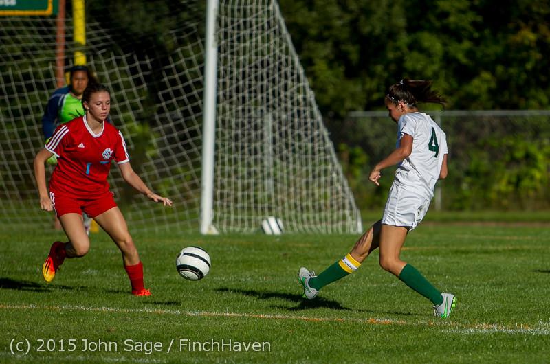 2541 Girls Soccer v Chief-Sealth 090915