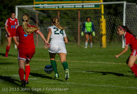 2553 Girls Soccer v Chief-Sealth 090915