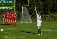 2560 Girls Soccer v Chief-Sealth 090915