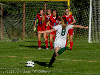 2566 Girls Soccer v Chief-Sealth 090915