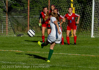 2568 Girls Soccer v Chief-Sealth 090915