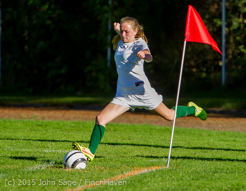 2587 Girls Soccer v Chief-Sealth 090915