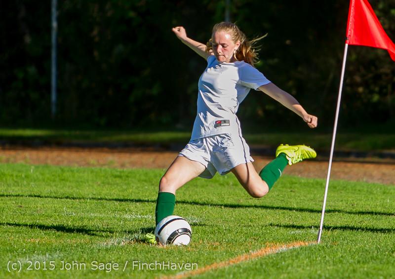 2588 Girls Soccer v Chief-Sealth 090915