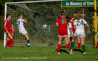 2608 Girls Soccer v Chief-Sealth 090915
