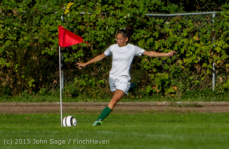 2619 Girls Soccer v Chief-Sealth 090915