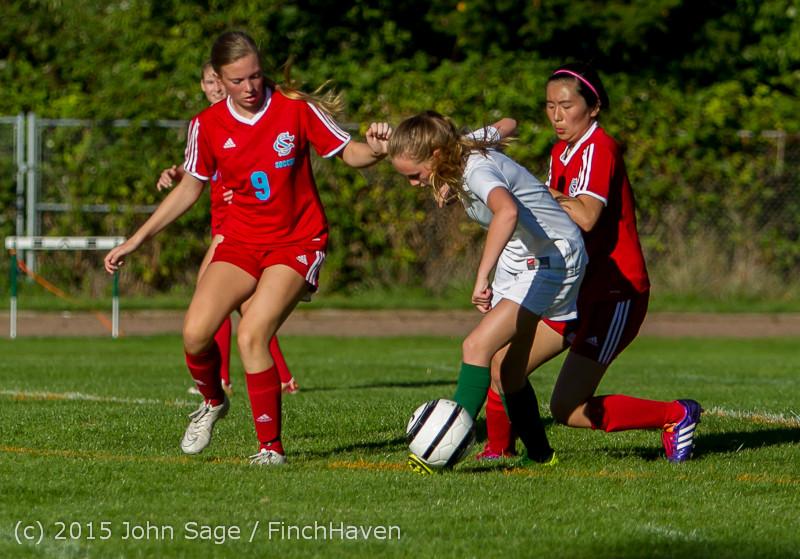 2636 Girls Soccer v Chief-Sealth 090915