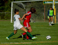 2730 Girls Soccer v Chief-Sealth 090915