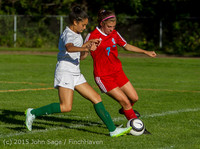 2743 Girls Soccer v Chief-Sealth 090915