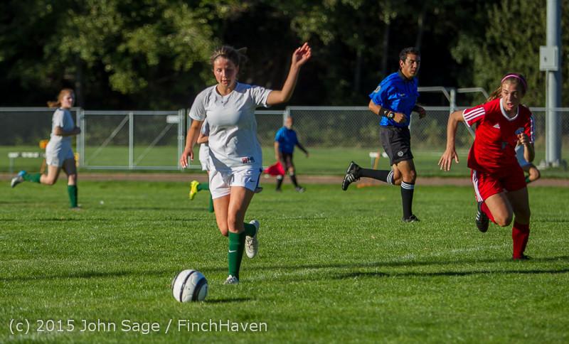 2842 Girls Soccer v Chief-Sealth 090915
