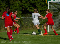 2869 Girls Soccer v Chief-Sealth 090915