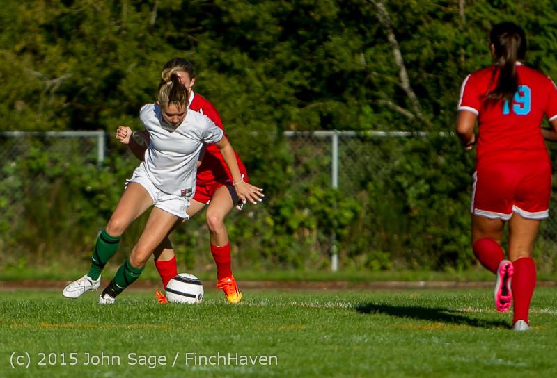 2874 Girls Soccer v Chief-Sealth 090915