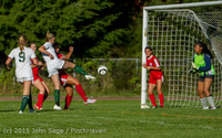 2931 Girls Soccer v Chief-Sealth 090915
