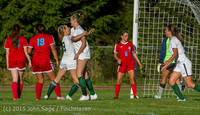 2942 Girls Soccer v Chief-Sealth 090915