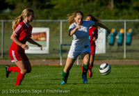 2996 Girls Soccer v Chief-Sealth 090915