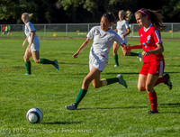3009 Girls Soccer v Chief-Sealth 090915