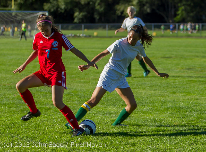 3018 Girls Soccer v Chief-Sealth 090915